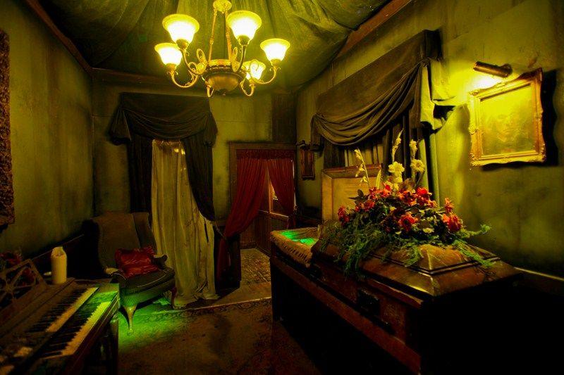 Photo Gallery : 13th Floor Haunted House In Phoenix, Arizona AZ