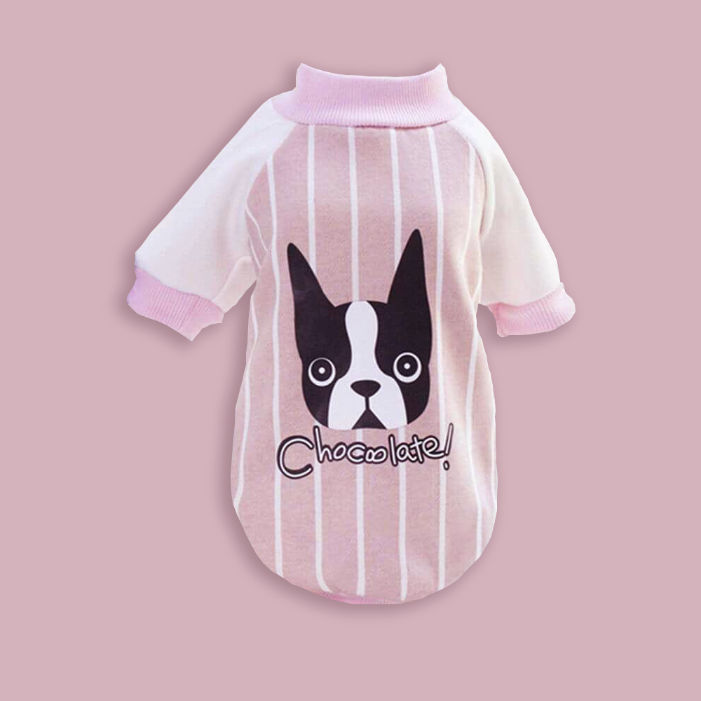 Wygodne bluzy bomberki dla psów pastelowe sklep Petinio