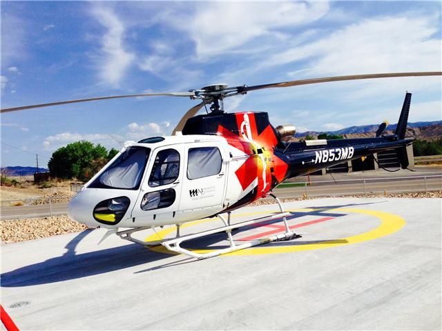 Marquette General Hospital Adding Air Ambulance Service Uppermichiganssource Life Flight Helicopter