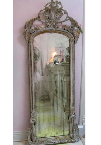 beyond the looking glass superstition or fact inspiration pinterest large vintage mirror. Black Bedroom Furniture Sets. Home Design Ideas