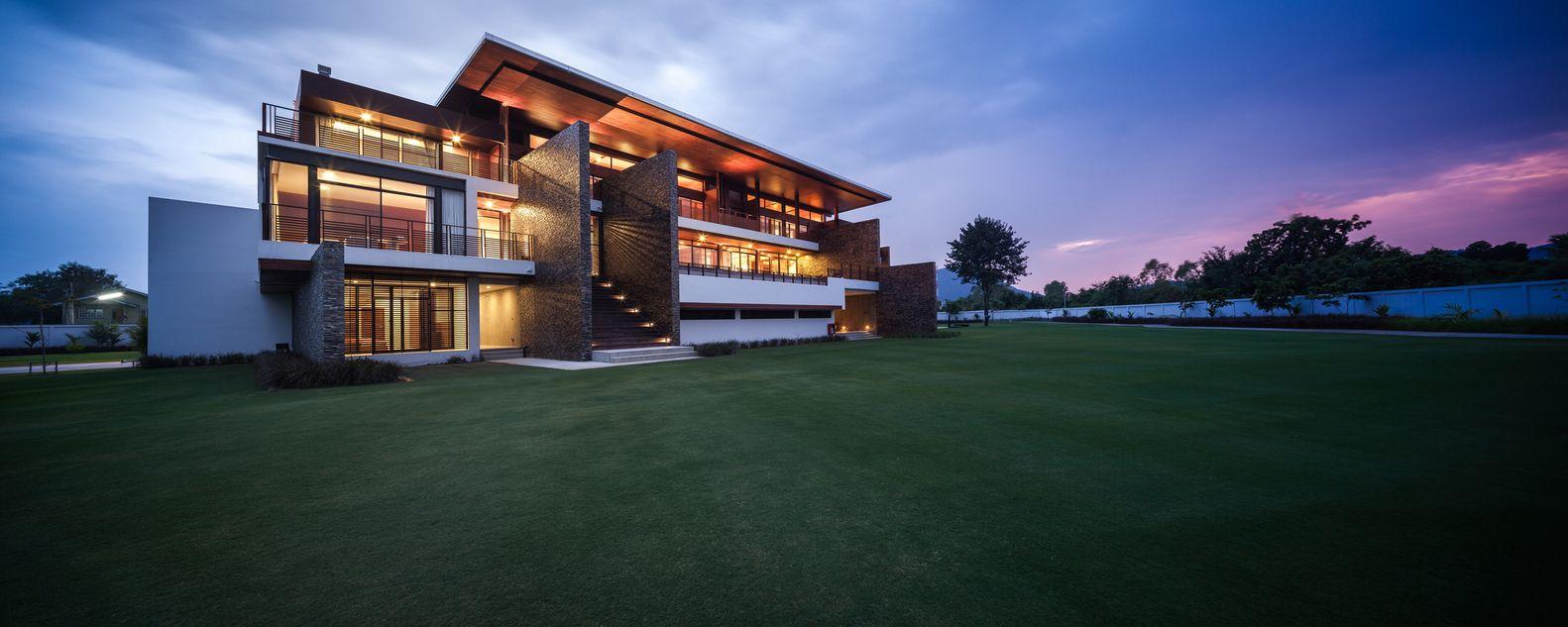 Gallery of bang sa ray house junsekino architect and design 1