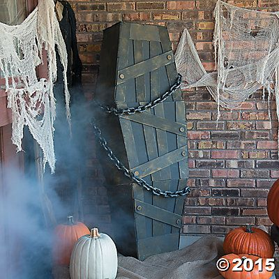 Shaking Coffin - Oriental Trading A Halloween Ideas Pinterest