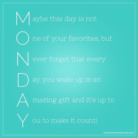 Motivational Monday The M Word Bowtiful Life Monday Quotes Monday Morning Quotes Morning Quotes