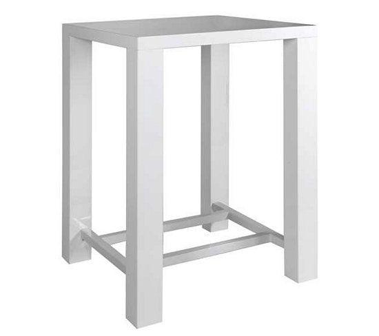 Mange Debout Urbana 2 Blanc Tables But Meuble Canape Decoration Maison Idees De Decor