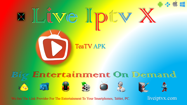 TeaTV 4 8r APK - Watch HD Movies TV Shows In 1080p For Android Smart