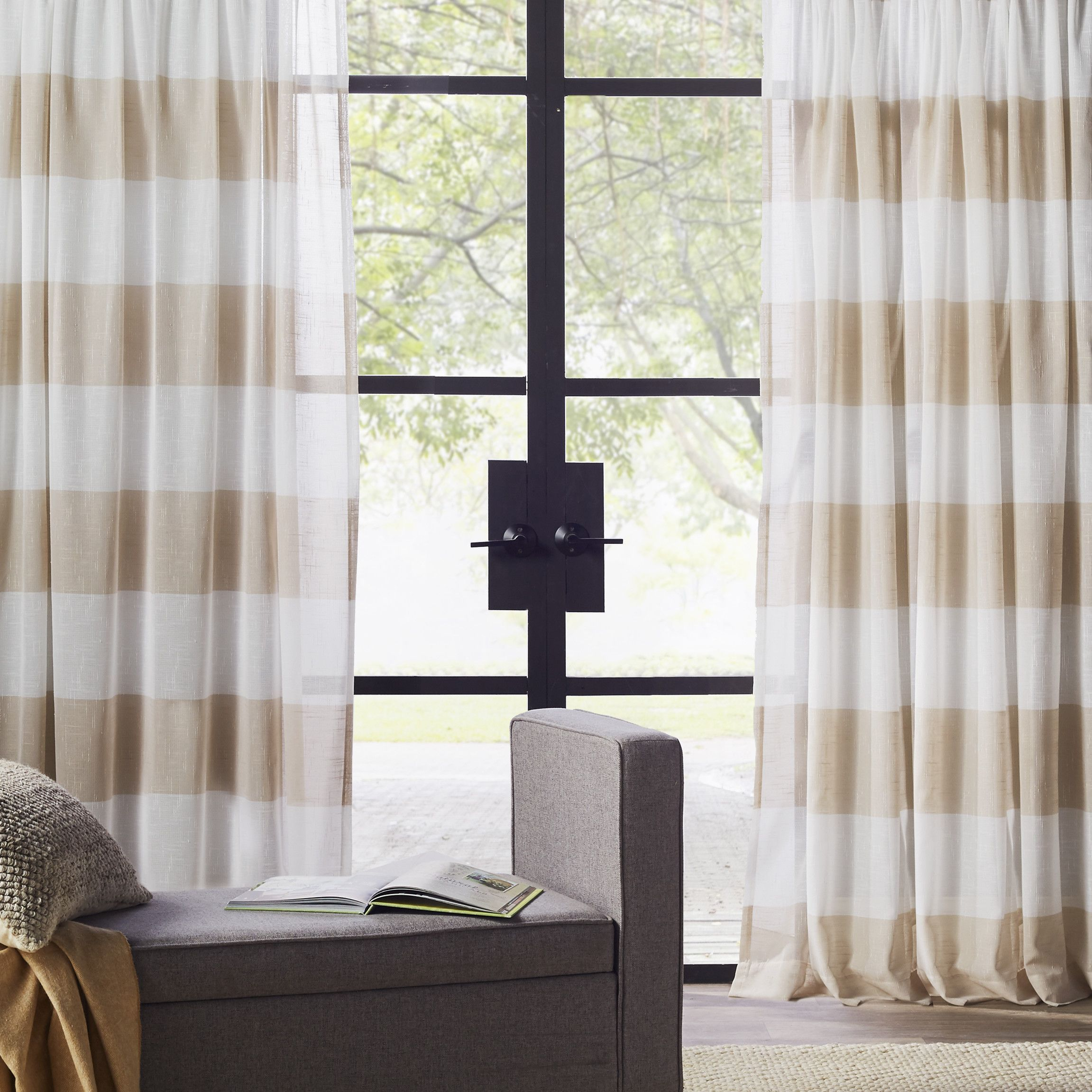 Amalgamated Textiles Exclusive Home Curtain Panels & Reviews - Wayfair
