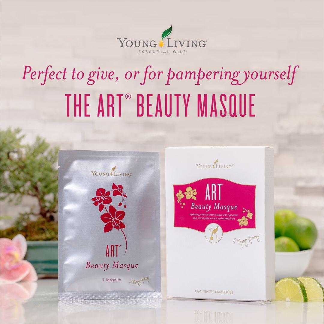 ART Beauty Masque 4 pk Living essentials oils, Facial
