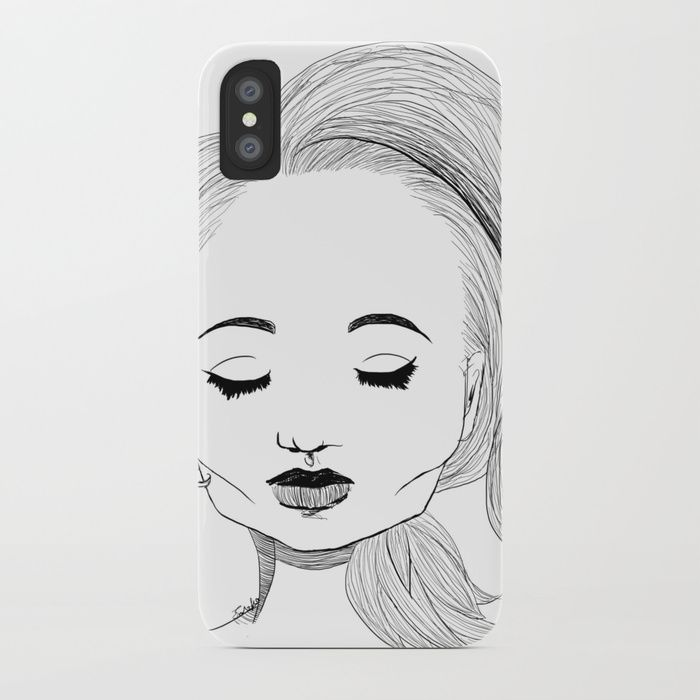 Buy Girl Next Door 2 iPhone Case by sparklyunicorn. Worldwide shipping available at Society6.com. Just one of millions of high quality products available.