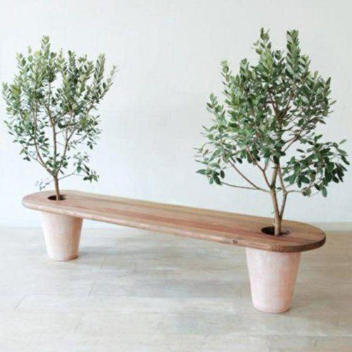 Nützliche Anleitung dafür, wie man eine Gartenbank selber bauen kann ...