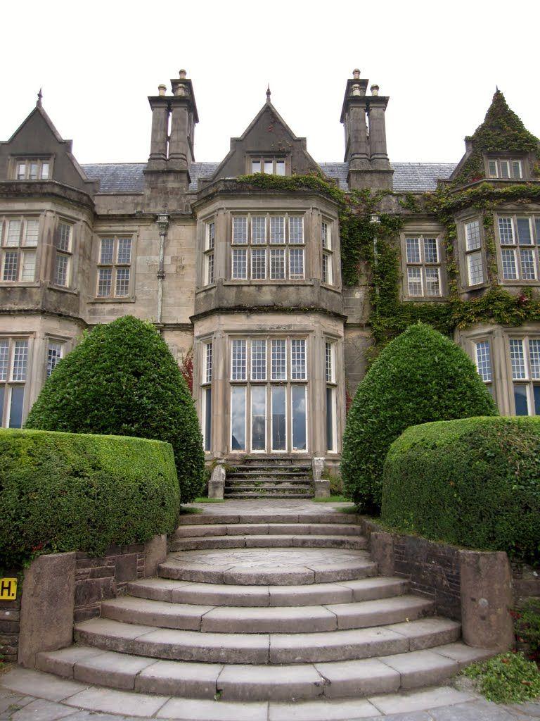Muckross House Killarney County Kerry Ireland English Manor