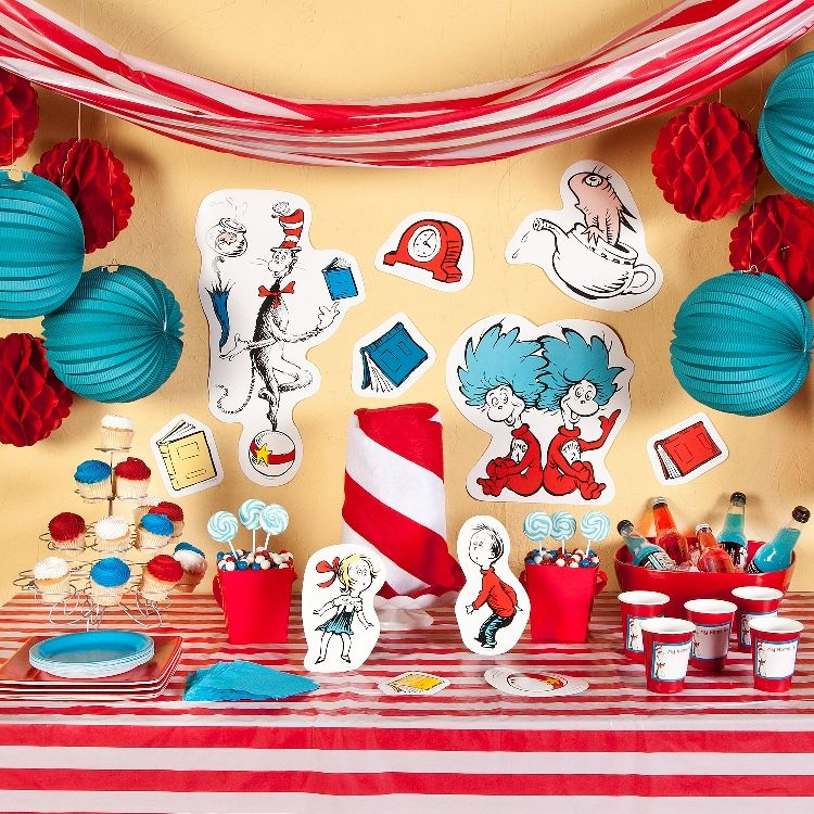 dr seuss preschool graduation ideas Easy Ways to Create a Dr