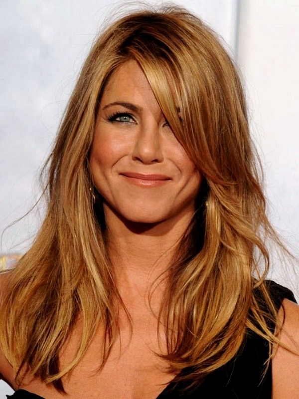 Hair Color Trends 2015 Spring Blonde Hair Color With Bangs Side And