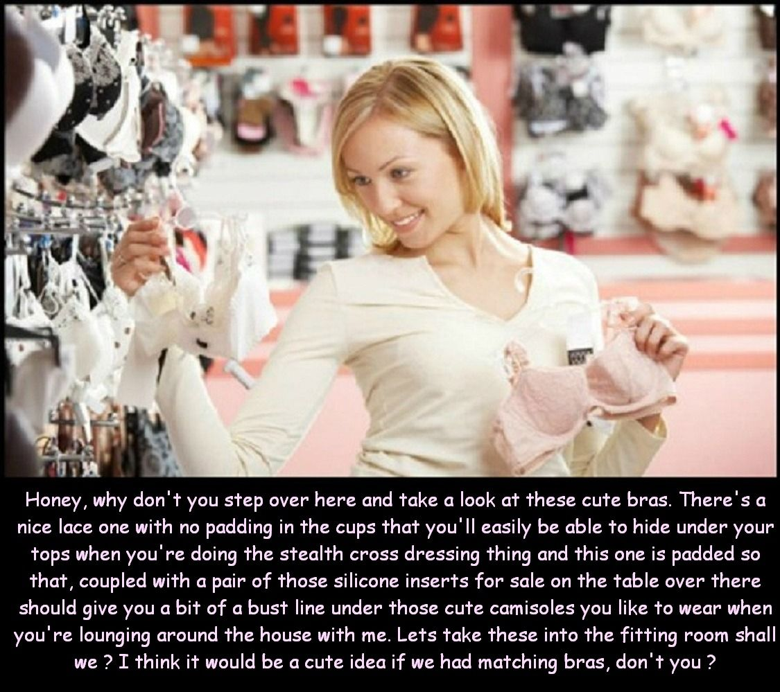 Forced to be a sissy baby