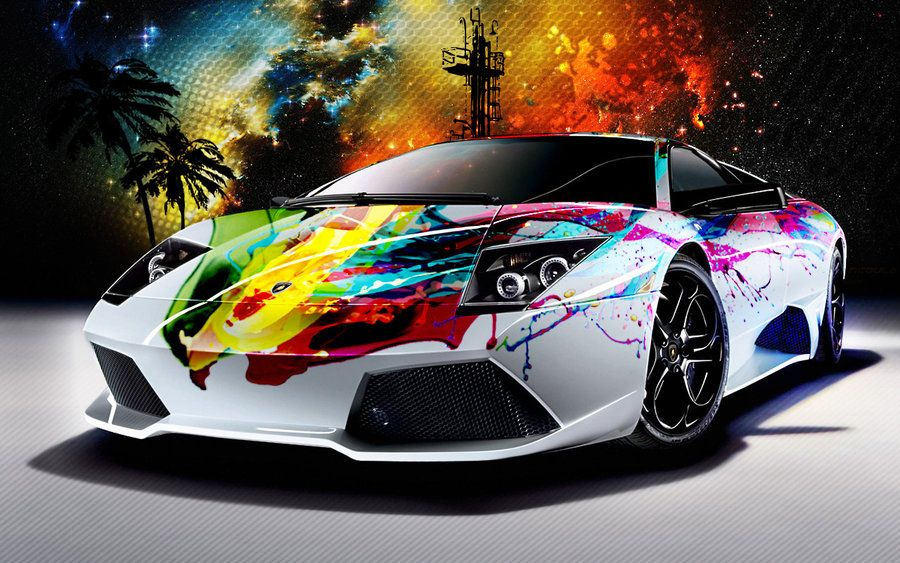 Lambo Car Wrap By Liquidstyleds Deviantart Com On Deviantart