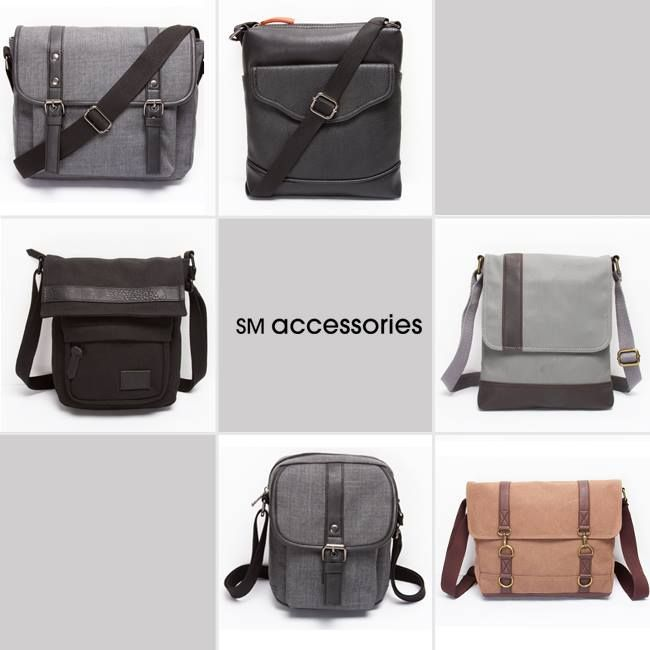 Great bag selection at #SMAccessories #TheSMStoreManila!