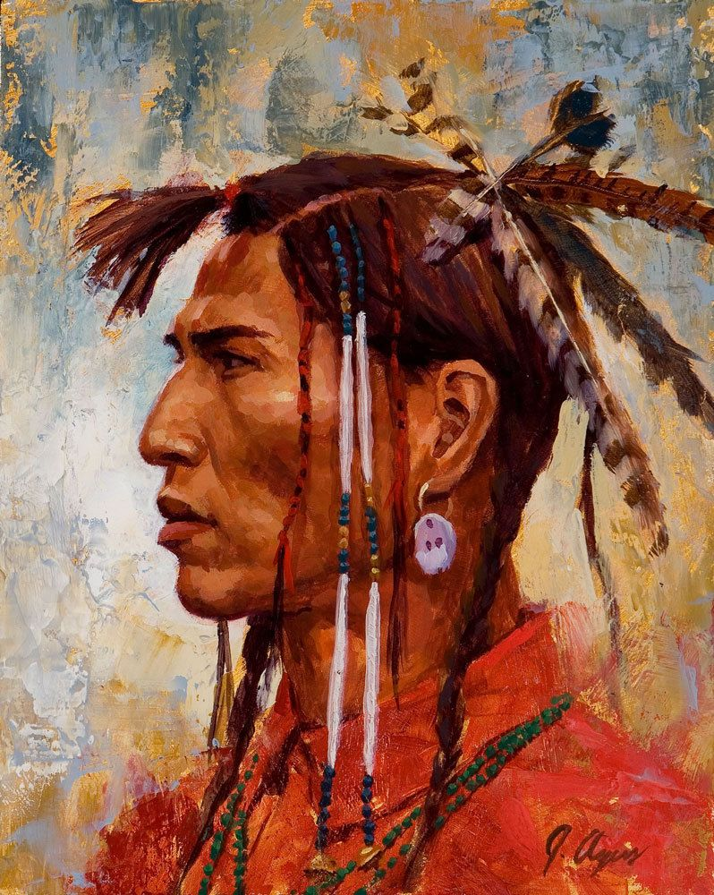 Feathers And Bone Pipes - Blackfoot | James Ayers 20xx
