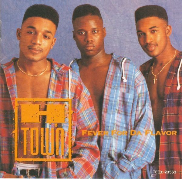 H-Town - Fever For Da Flavor (CD, Album) at Discogs