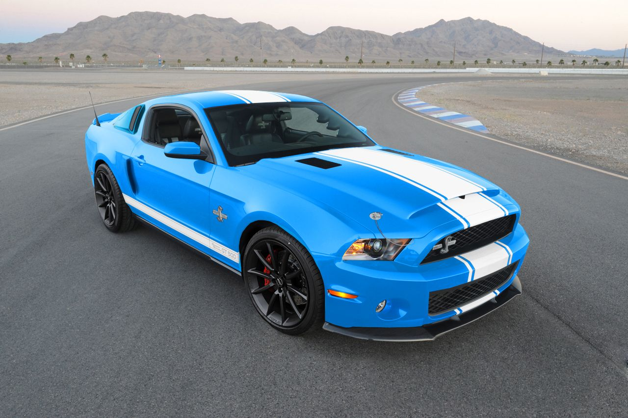 ford mustang shelby gt 500 2012 grabber blue mustangs. Black Bedroom Furniture Sets. Home Design Ideas