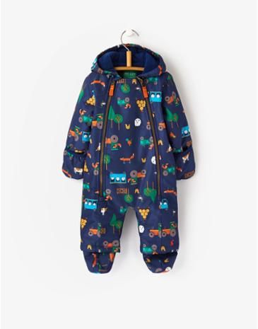 d5366c5dc BABYCHARLIEWaterproof Snowsuit
