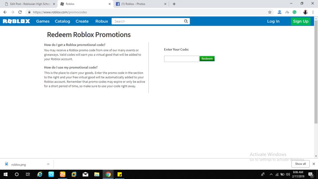 Roblox Robloxian High School Promo Codes 2018 Roblox Promo Codes W 100 Free Robux Codes 2020 In 2020 Roblox Coding Promo Codes