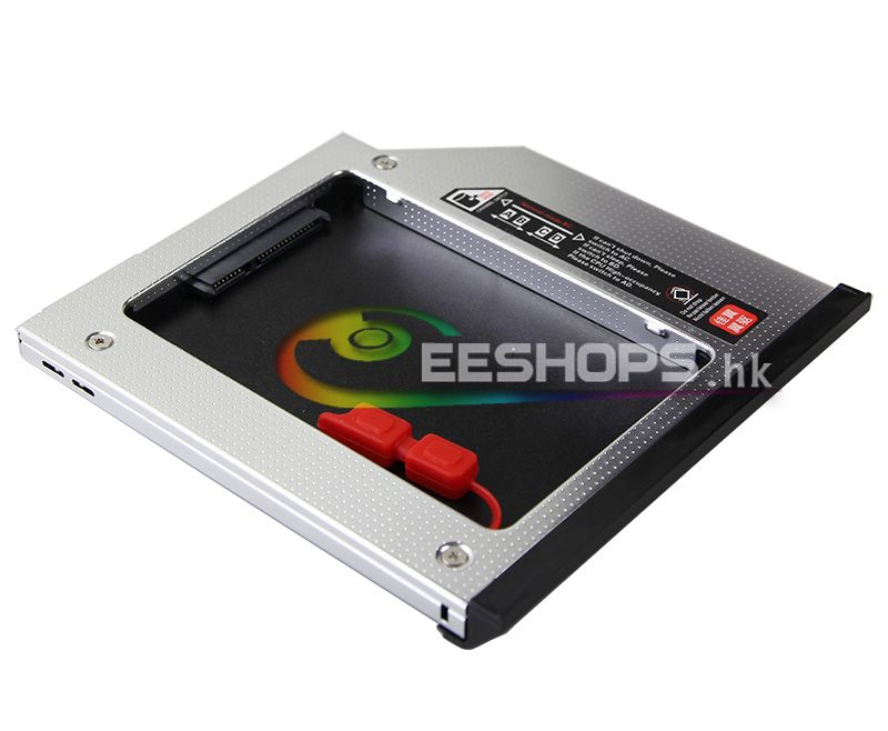 for Lenovo ThinkPad T440P T540P W540 W541 Laptop 2nd HDD SSD