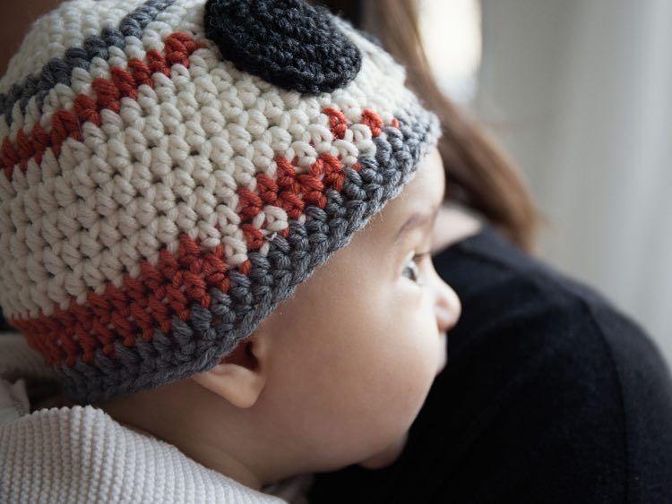 Diy Anleitung Star Wars Bb8 Babymütze Häkeln Via Dawandacom