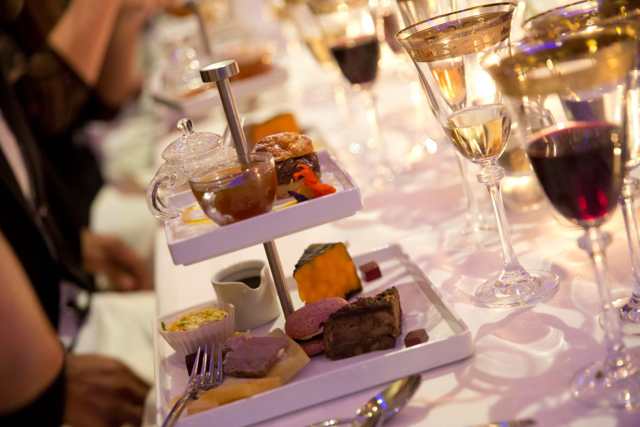 Dine's Afternoon Tea with a difference #dinedifference #foodie #afternoontea