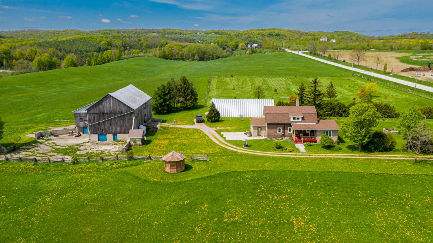 Equestrian Estate For Sale Grey County , Ontario. This one ...