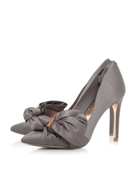 Ted Baker Dorabow Satin Knotted Bow