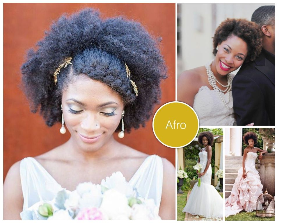 mari es afro wedding afro hair hair pinterest. Black Bedroom Furniture Sets. Home Design Ideas