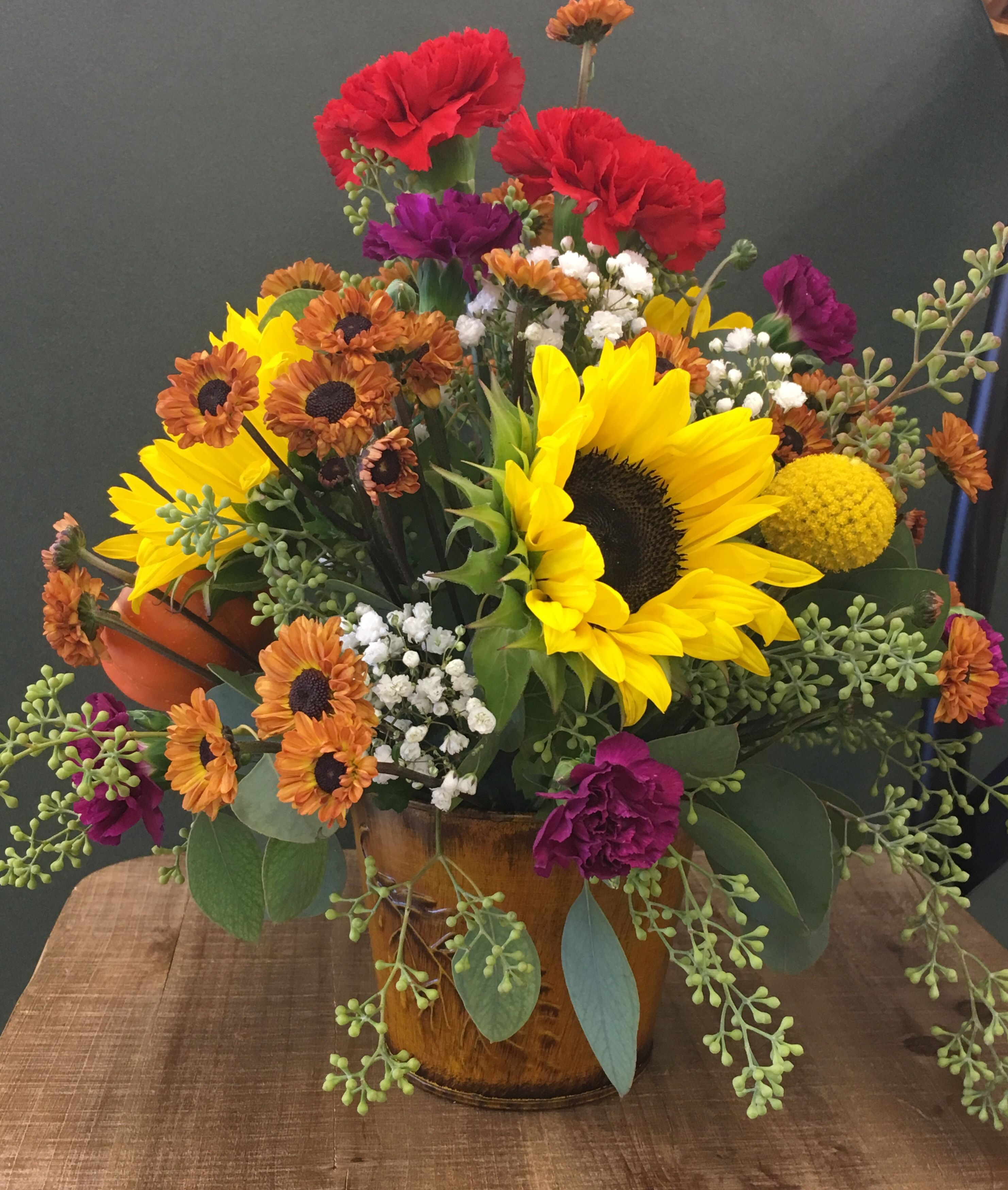 Flower Arrangement Class San Jose