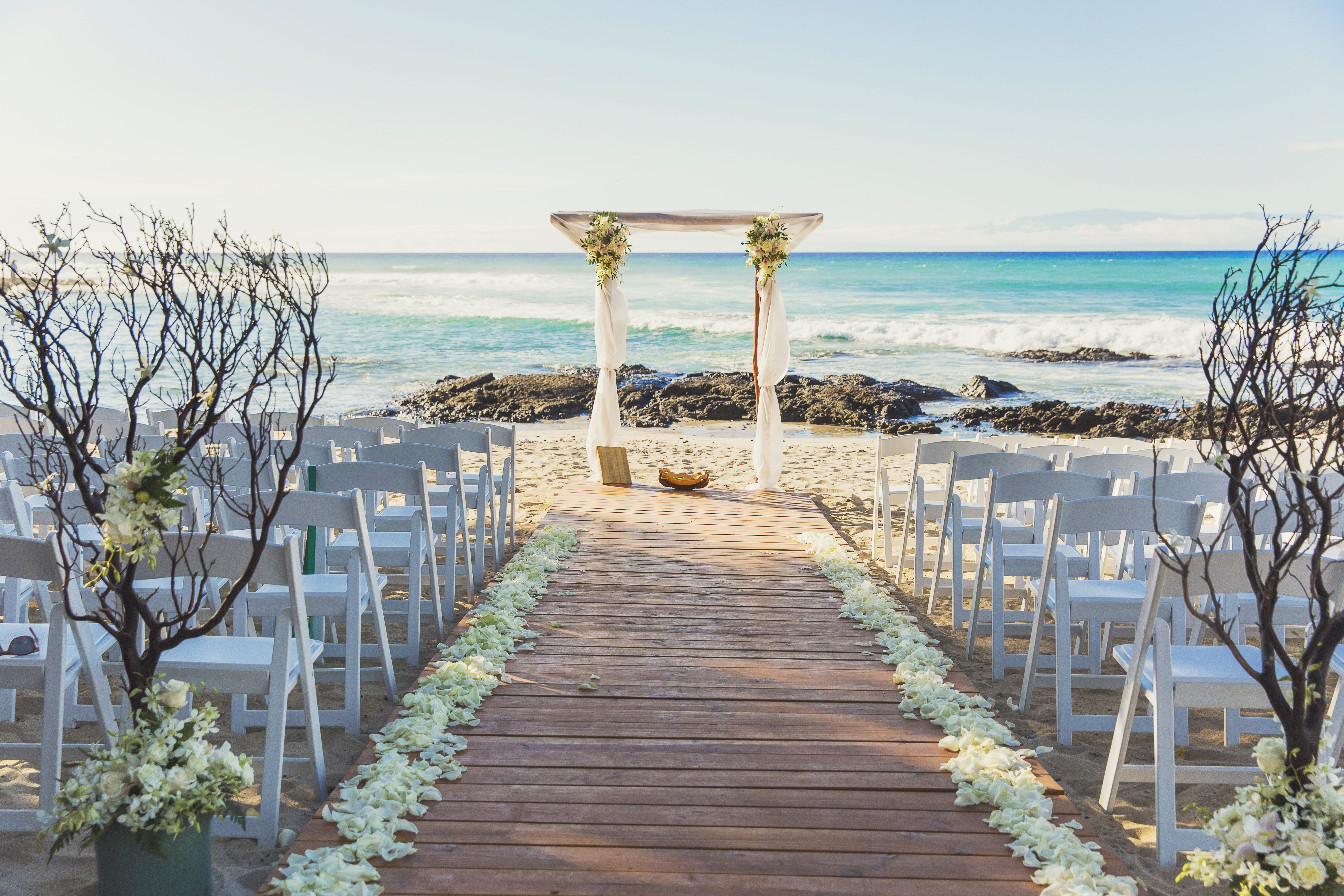 Pin by Fairmont Orchid Weddings on Coconut Grove | Wedding ...