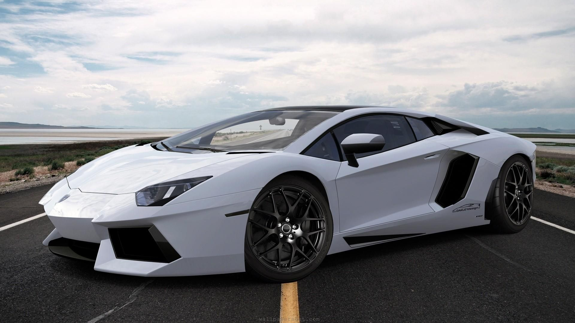 2014 Lamborghini Aventador HD Wallpaper