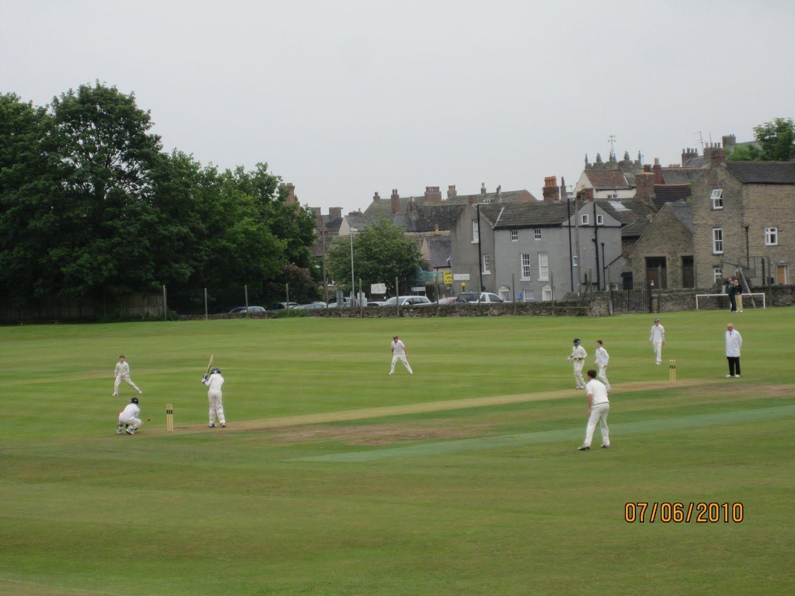 Richmond Cricket Club Cricket Club Soccer Field Baseball Field