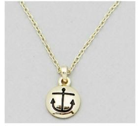 Tiny Accent Anchor Pendent Necklace - $3.99! Free shipping! - http://www.pinchingyourpennies.com/tiny-accent-anchor-pendent-necklace-3-99-free-shipping/ #Anchorpendant, #Pinchingyourpennies, #Pinkepromise