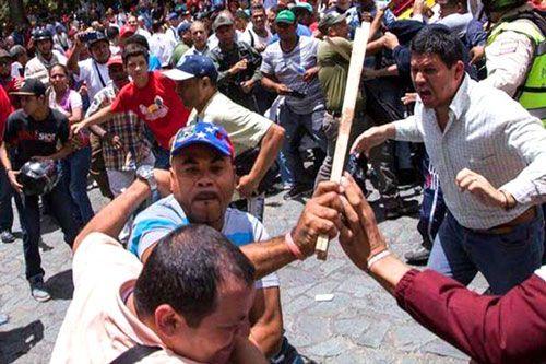 ¡¡¡ #VENEZUELA, LA CRIMINALIDAD DEL SOCHAVIZMO NO TIENE LIMITES !!!