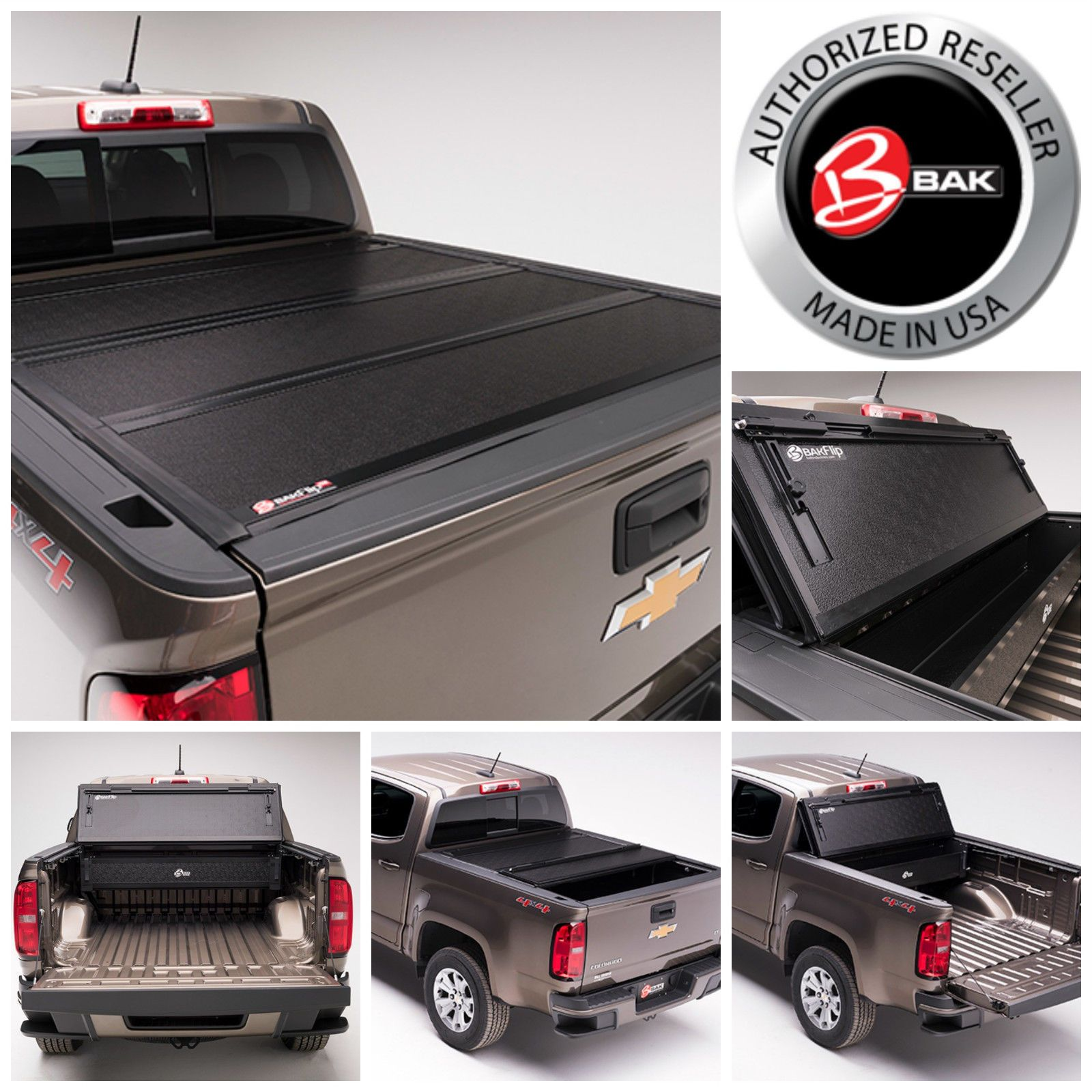 Awesome Amazing Bakflip G2 Hard Folding Tonneau Cover Fits