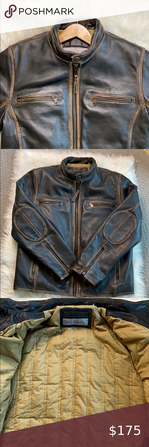 Marc Andrews Distressed Leather Jacket Men S Distressed Leather Jacket Leather Jacket Leather Jacket Men [ 1740 x 580 Pixel ]