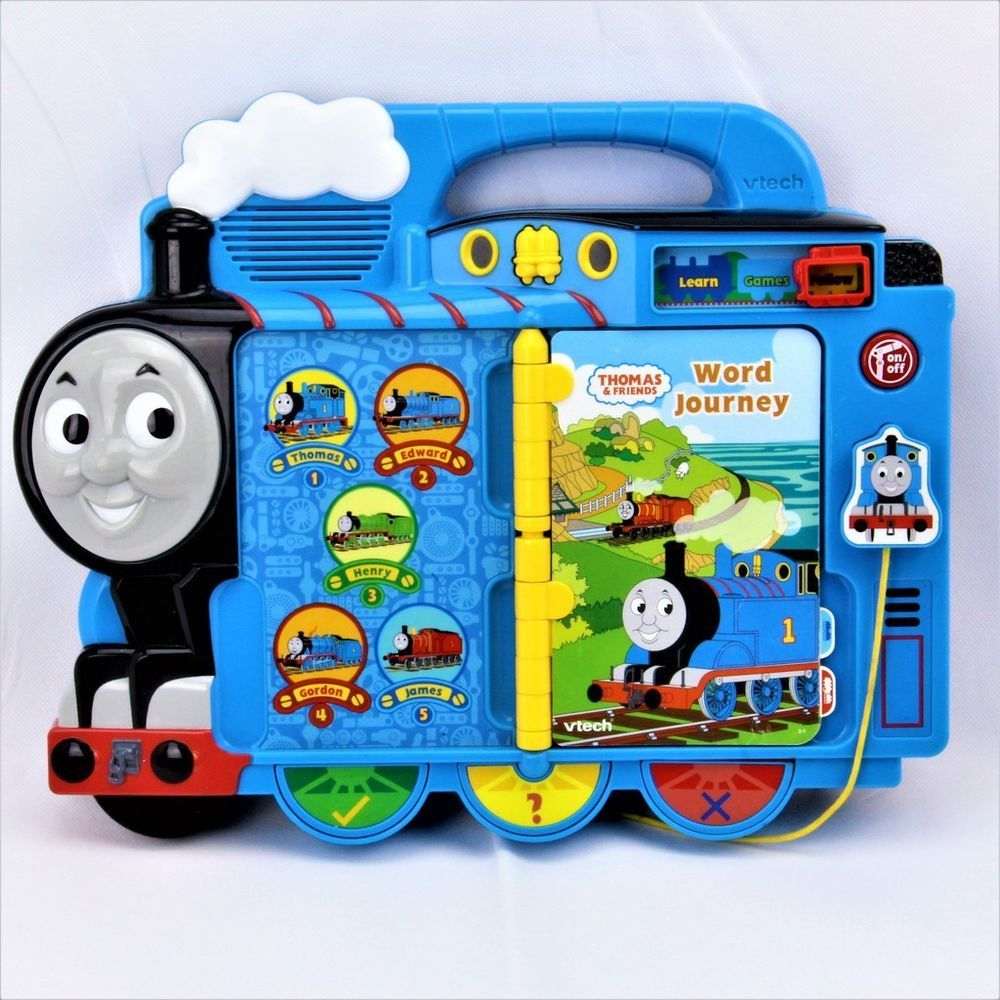 vtech talking thomas the tank engine friends magnetic. Black Bedroom Furniture Sets. Home Design Ideas