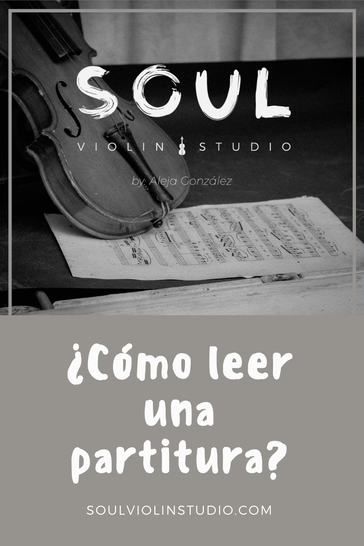 Teoría Musical Para Principiantes Parte 1 Soul Violin Studio En 2020 Teoría Musical Violines Musical