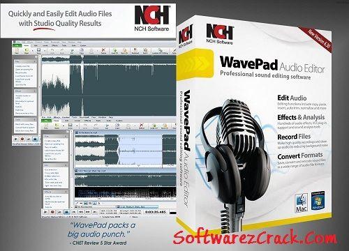 wavepad sound editor registration code 7.14