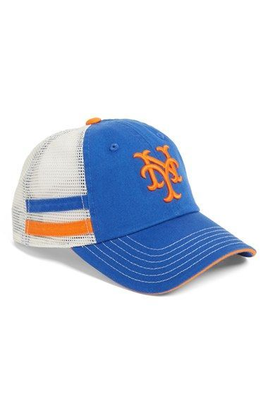 426c493a Free shipping and returns on American Needle 'Foundry - New York Mets' Mesh  Back Baseball Cap at Nordstrom.com. Celebrate your favorite team with an ...