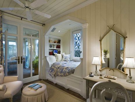 Pictures 48 totally clever alcove bed design ideas san for Alcove ideas decoration