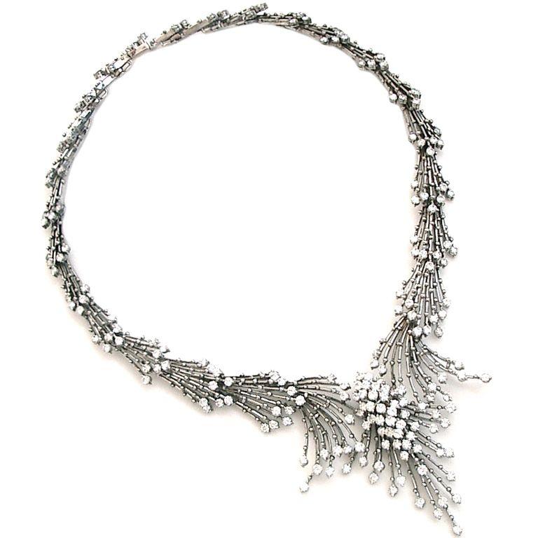 Choker women for long black necklaces