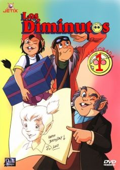Los Diminutos Serie Tv Dibujos Animados 80 Caricaturas Caricaturas Viejas Dibujos Animados Clasicos