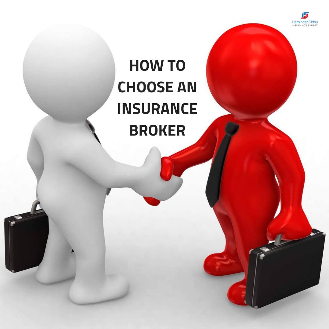 How To Choose An Insurance Broker Insurance Broker Health