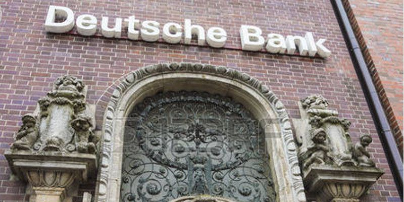 DEUTSCHE BANK PAGHERA' AL FISCO USA 95 MILIONI DI DOLLARI