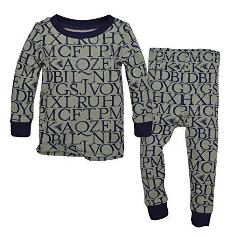 Amazon.com  Burt s Bees Baby Baby Organic 2 Piece Pajama Set  Clothing e4f8874e1