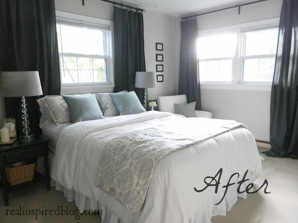 Real Inspired 3 Tips for Perfect Designer Curtains New bedrooms