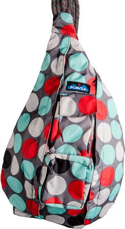 c4c0b0772 KAVU Rope Sling in Cool Dot from PlanetShoes.com | My Little Style ...